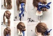 model kuncir rambut