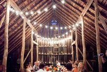 Barn Weddings / Pictures of great barns for wedding venues