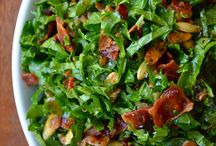 Ultimate Raw Salads / Ultimate Raw Salads and dressing... Occasional toasted nuts - optional