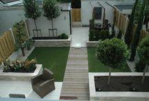Wit tuin