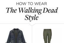 roupa the walking dead