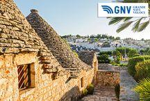 Destrination- Bari (Puglia) / Grandi Navi Veloci operates 1 route from Bari: Bari – Durazzo