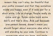 Not lasting friendships