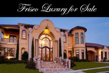 Luxury Homes For Sale in Frisco