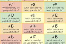 Bullet or Gratitude journal stuff