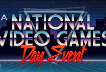 National Video Games Day Event