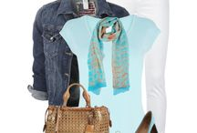 Clothes, Colors and Styles I like