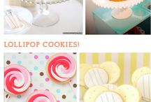 Oh Lollipop Party Inspiration