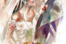 Motiv - Bryllup