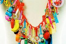 jewellery: 1980s