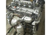 USED ENGINE DIESEL D4FA EURO-3-4 ASSY-SUB COMPLETE SET MOBIS FOR 2002-10 MNR