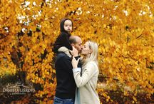 Fall family and pregnant photos