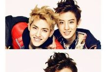 Exo <3 / The title says enough, doesn't it? :D (Although it's mostly Chanyeol and Kris)