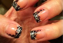 nails nails nails / by Anna