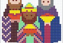 Diseños con Hama Beads