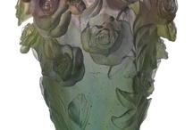 rózsa üveg
