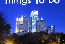 Atlanta! / Exciting places to go in the Atlanta area.