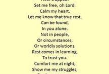 Prayers & Spirituality