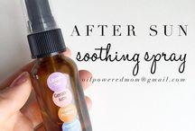 oils & sprays
