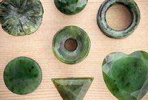 Jade piercing