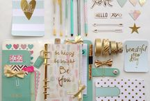 * Stationery ideas *