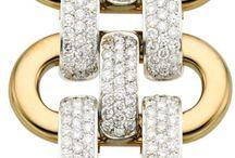 Bracciali oro e diamanti