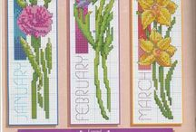 Bookmarks: Flowers