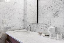 Bathroom Inspo / Beautiful and #badassdesign - in the Bathroom. Inspiration by us and inspiration, re-pinned!