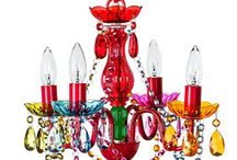 Funky & Cool Small Girls' Chandelier