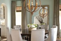 Dining Rooms / by Melissa Hawthorne