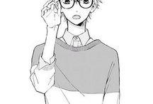 Manga noir et blanc