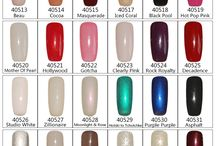 Nail Ideas and Polishes