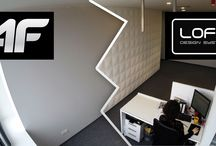 LOFT DESIGN SYSTEM 3D WALL / LOFT DESING SYSTEM DECORATIVE WALL PANELS
