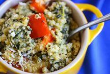 Quinoa / by Becca Winner