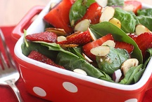 Oh so sexy salads!!!