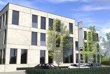 Het nieuwe BEN-kantoor van B&R Bouwgroep en ARKANA