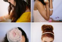 Foxy Brides and Bridesmaid Style / by Pop the Champagne