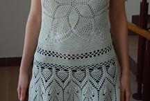 Caprichos en Crochet/Ganchillo / todo lo que puede usar una mujer en crochet o ganchillo