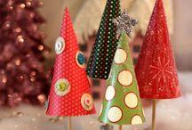 Classroom Christmas Crafts