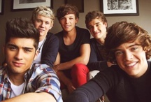 One Direction.  / yum <3