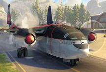 Disney Planes 2 Fire and Rescue Wallpapers