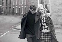 Fashion couple / Love + Fashion = Perfection