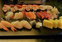 Commander sushi à Genève