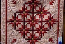 skládány patchwork