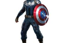 Captain America: The Winter Soldier Merchandise / Shop for your favorite merchandise from the Captain America: The Winter Soldier movie / by SimplySuperheroes.com