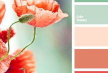 Marina's Color Palettes
