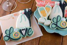 Cookies: Weddings!
