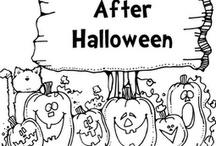 2nd Grade Halloween
