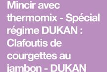 thermomix et dukan