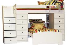 Kid and teen bedrooms / Kids bedrooms / by Roxanne Sabins